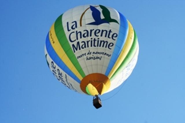 montgolfiere jonzac